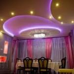 Использование светодиодного освещения при ремонте квартир в Харькове