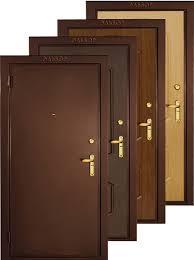 Входные металлические и деревянные двери в Днепропетровске