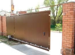 Откатные ворота (Киев) на сайте официального дистрибьютора ВСВ-Групп