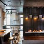 Необычная кухня-гостиная - выбор мебели с учетом стиля