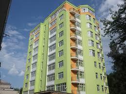 Новый жилой комплекс по улице Фрунзе