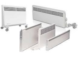 Свойства и характеристики электрического конвектора отопления