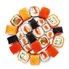 Суши — вкусная и полезная еда на все случаи жизни